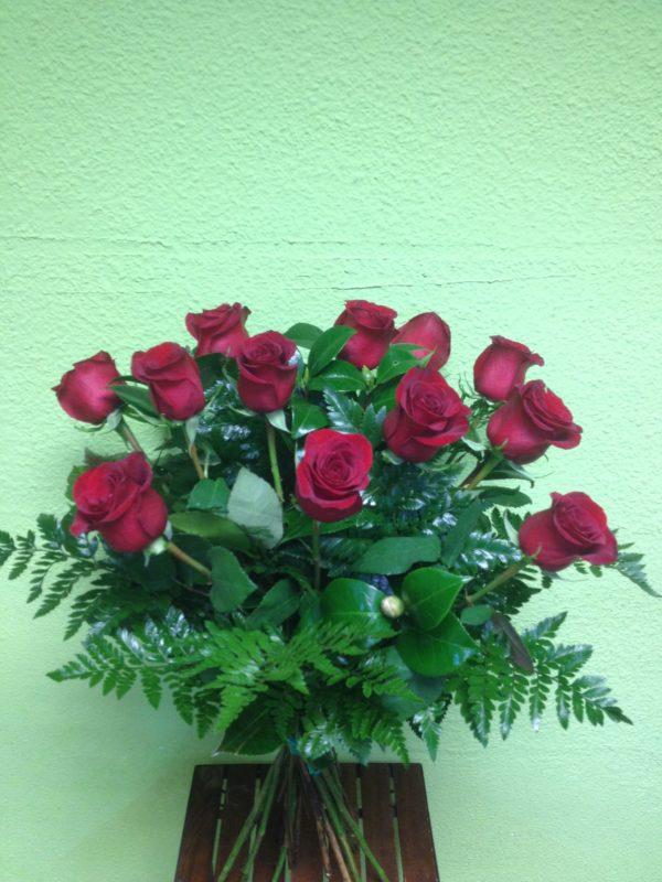 Rosas Rojas - Yamil Floristas