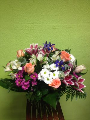 Ramo de flores - Yamil Floristas